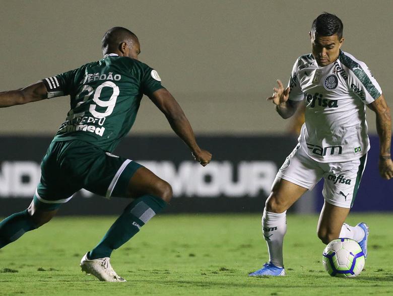 Goiás 1x2 Palmeiras
