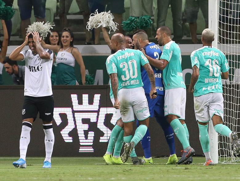 Palmeiras 1x0 Ceará