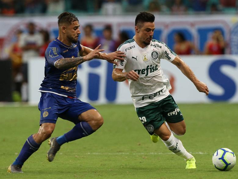 Bahia 1x1 Palmeiras