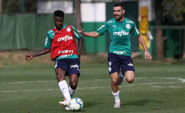 Ramires e Bruno Henrique