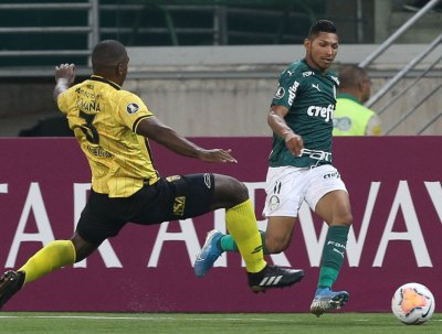 Palmeiras 3x1 Guaraní-PAR