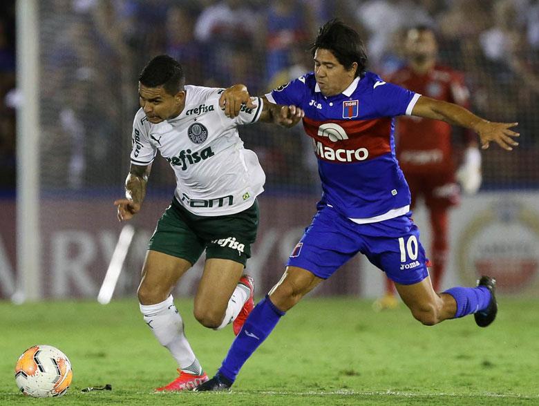 Tigre 0x2 Palmeiras