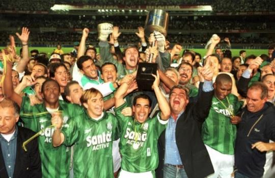 Campeão Copa do Brasil 1998