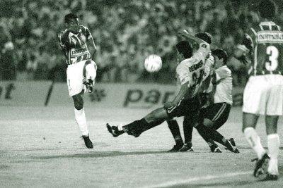 Palmeiras 5x1 Grêmio 1995