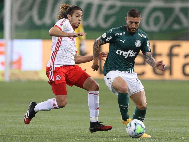 Palmeiras 1x1 Internacional