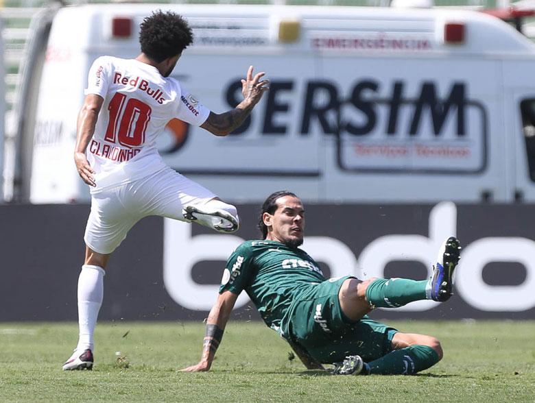 Red Bull Bragantino 1x2 Palmeiras