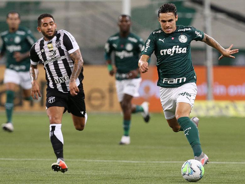 Palmeiras 2x1 Ceará