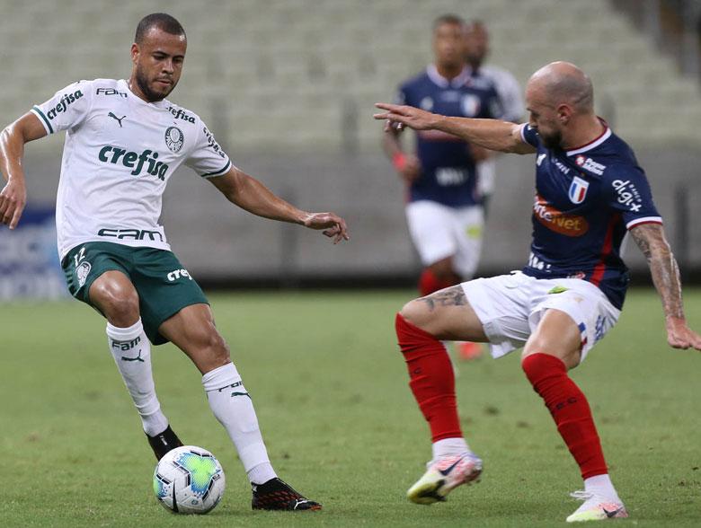 Fortaleza 2x0 Palmeiras