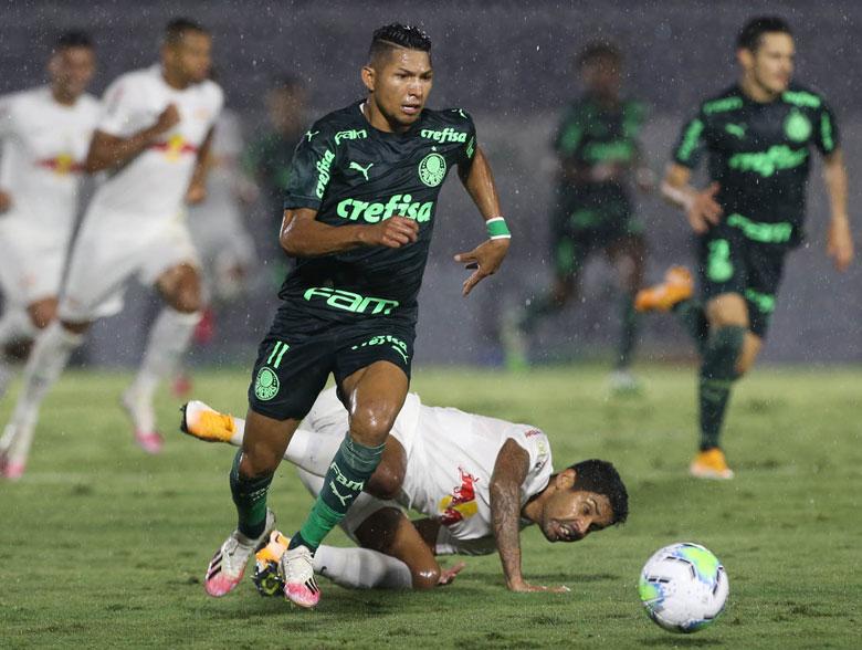 Bragantino 1x3 Palmeiras