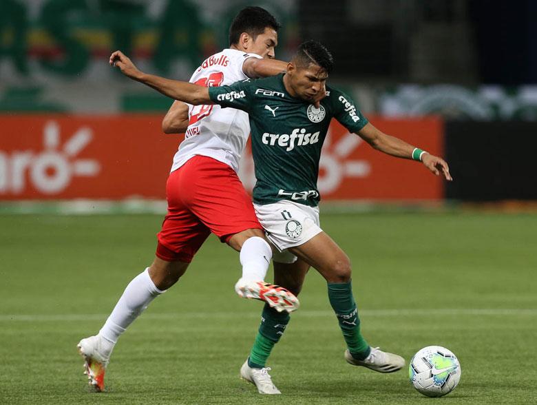 Palmeiras 1x0 Red Bull Bragantino