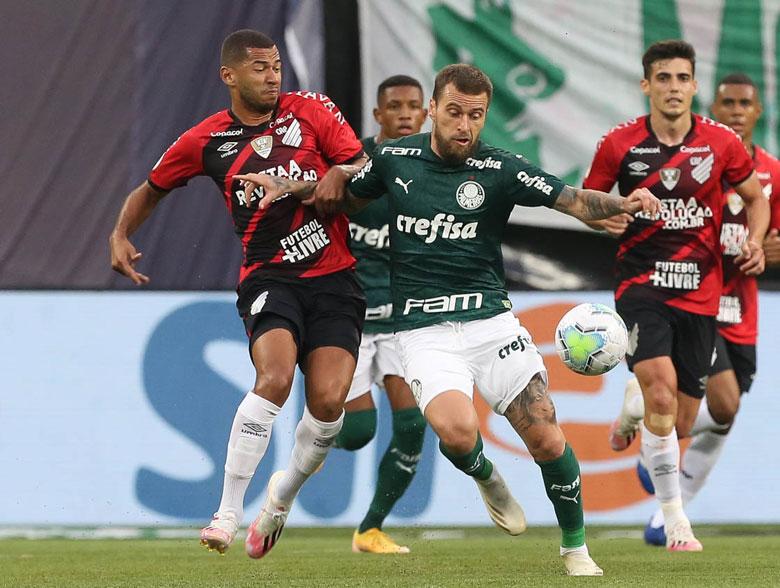 Palmeiras 3x0 Athletico-PR
