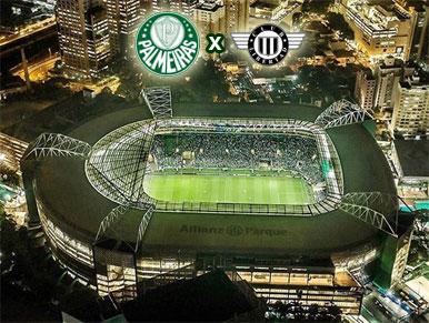 Pré-jogo Palmeiras x Libertad