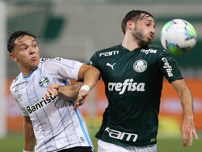 Palmeiras 1x1 Grêmio