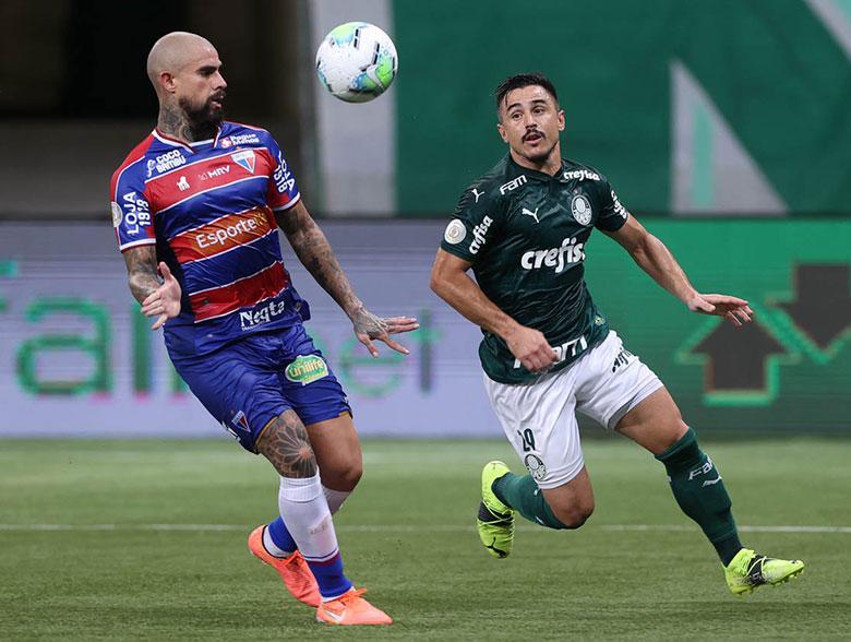 Palmeiras 3x0 Fortaleza