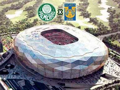 Pré-jogo Palmeiras x Tigres