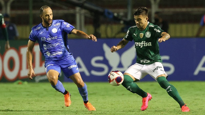 São Bento 1x1 Palmeiras