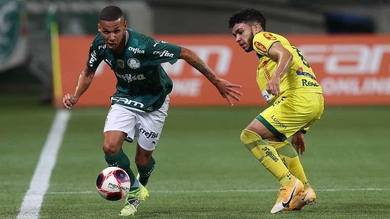 Palmeiras 1x2 Mirassol