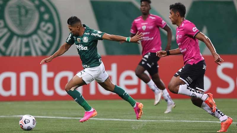 Palmeiras 5x0 Independiente Del Valle