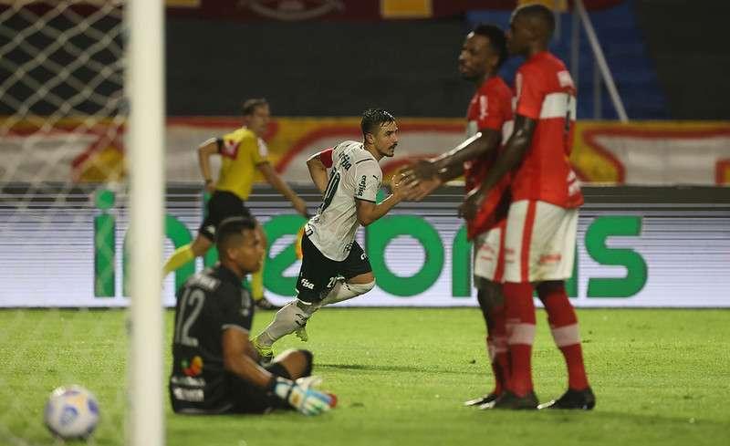 CRB 0x1 Palmeiras
