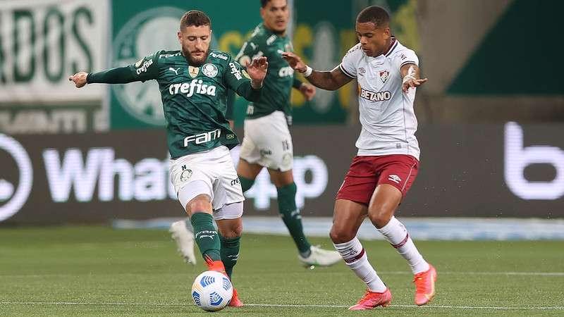 Palmeiras 1x0 Fluminense