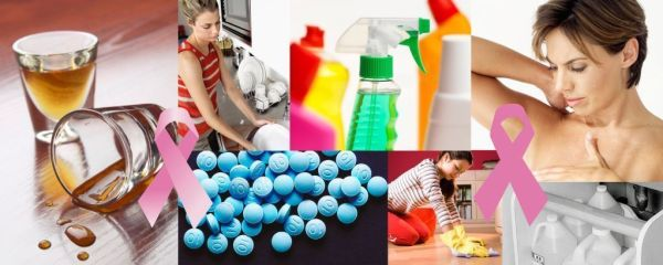 los productos de limpieza y la salud de tu familia