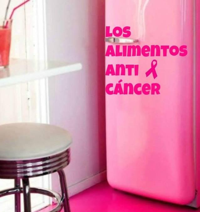 15 alimentos contra el cáncer
