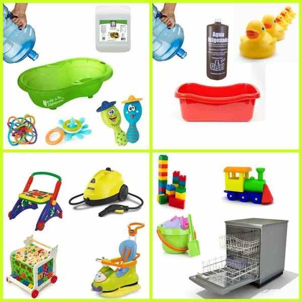 como limpiar los juguetes