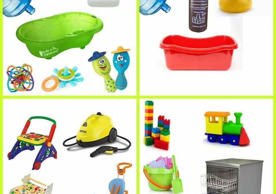 Cómo limpiar los juguetes sin químicos tóxicos