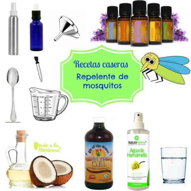 repelentes de mosquitos caseros