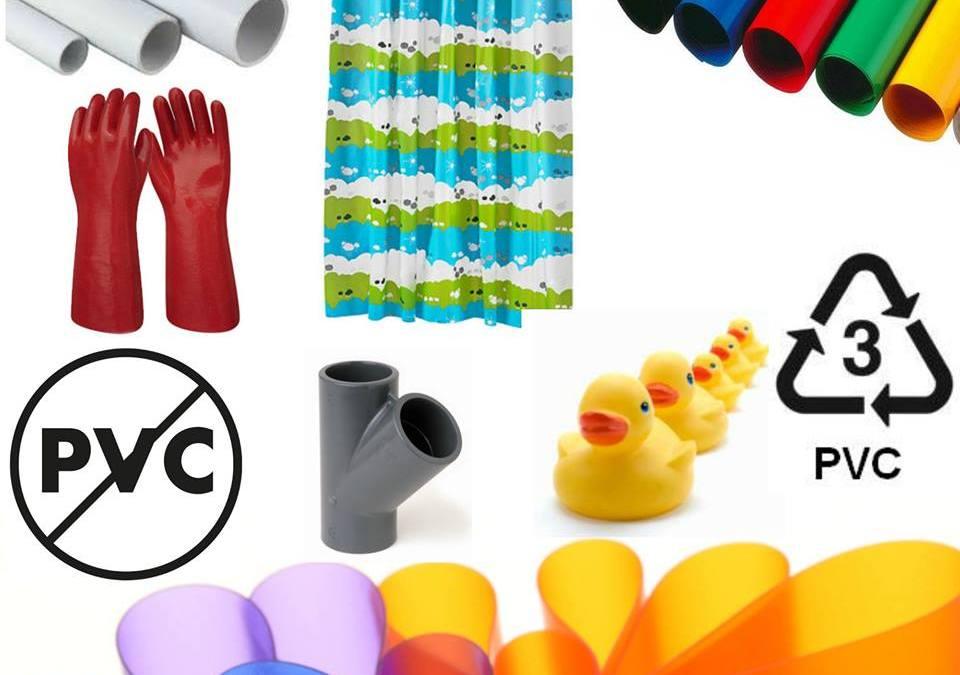 Los peligros del PVC