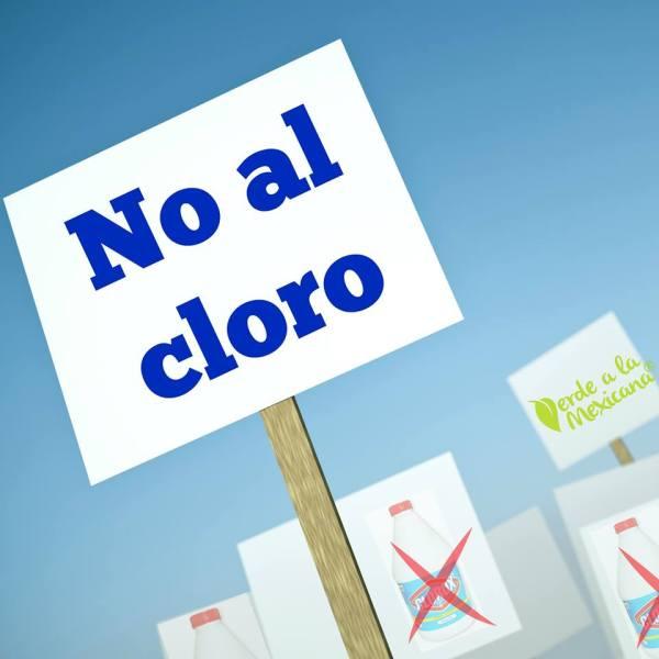10 razones para no usar cloro