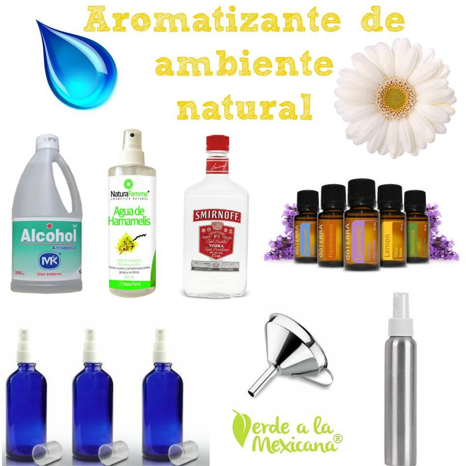 aromatizante casero natural