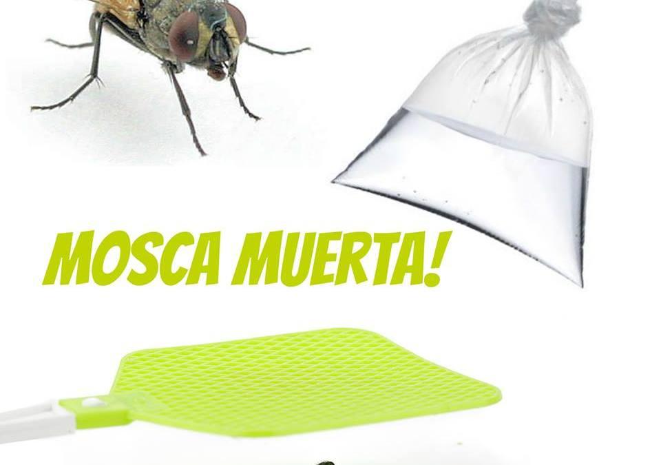 Repelente natural de moscas