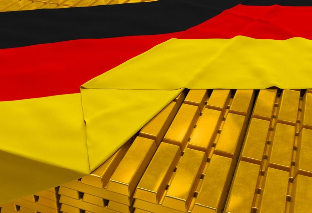 LA GERMANIA RIMPATRIA IL SUO ORO LINIZIO DEL DOPO EURO