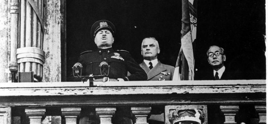 Accadde oggi 10 Giugno 1940 lItalia entra in guerra  Verde Azzurro  Notizie