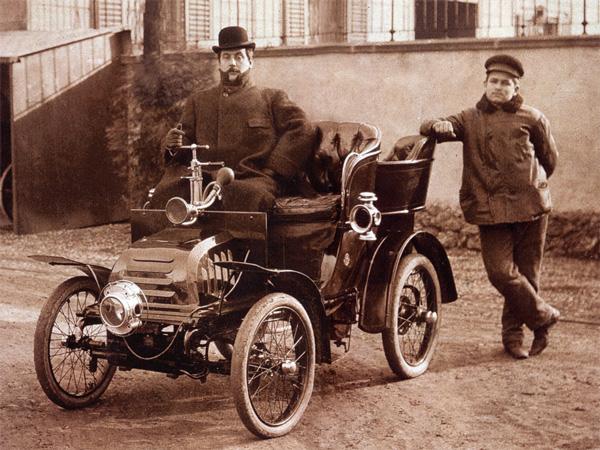 Accadde oggi 27 Giugno 1894 Carl Benz ottiene il brevetto del motore a combustione interna