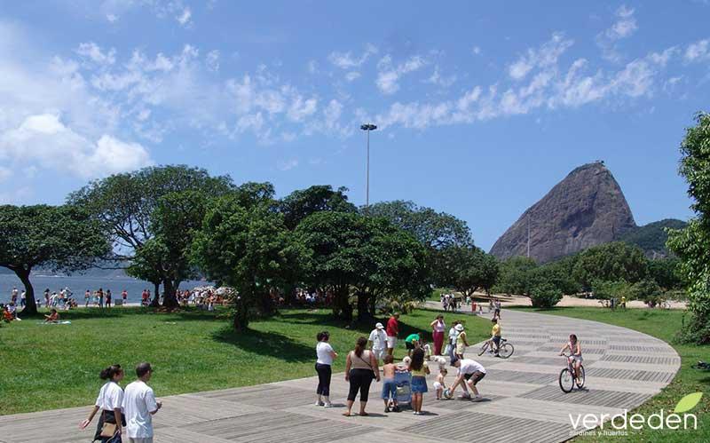 Burle-Marx_Parque-Flamengo, Rio de Janeiro