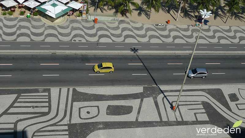 Burle-Marx_, el paisajista del Rio Olímpico: Copacabana