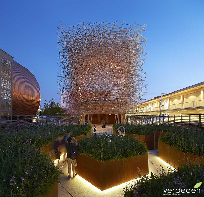 La Colmena. The Hive en Expo 2015