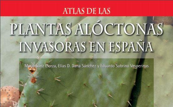 Atlas aloctonas - Plantas invasoras en España