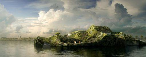 Isla en Amsterdam 1