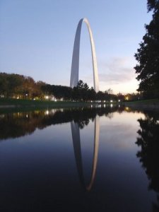 Jefferson National Expansion Memorial, St Louis
