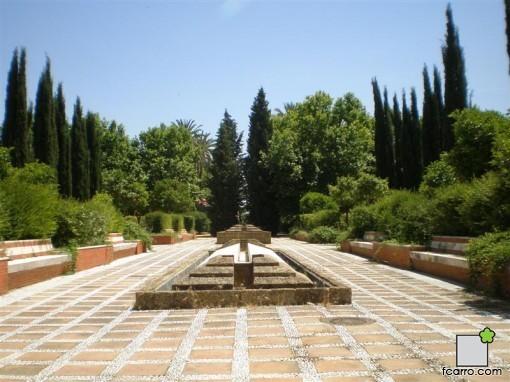 Reapertura de los Jardines del Guadalquivir
