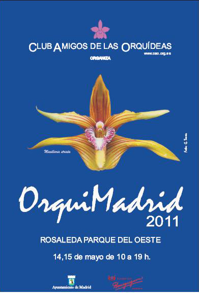 Cartel OrquiMadrid