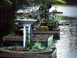 Jardin flotante Suecia 3