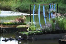 Jardin flotante Suecia 5