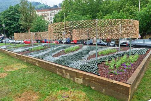 Ehcorchar- Bilbao jardín 2011
