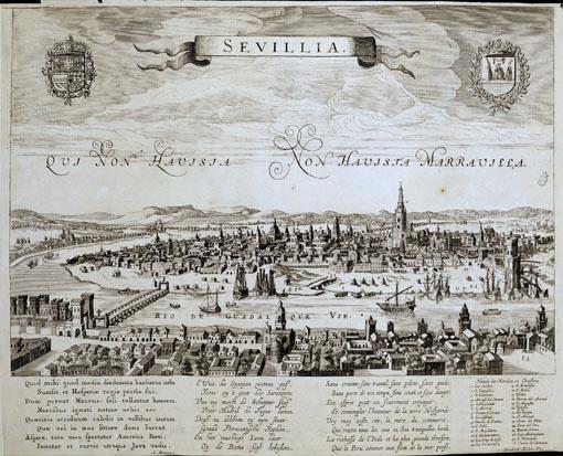 Sevilla en 1503