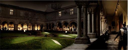 Proyecto: Trazos no claustro_mención especial (noche)