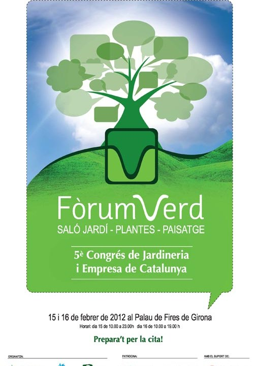 Cartel Forum Verd 2012